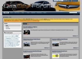 opel-problemforum.com