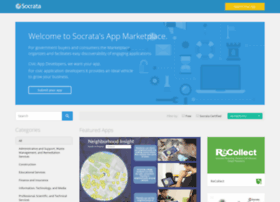 open-data-apps.socrata.com