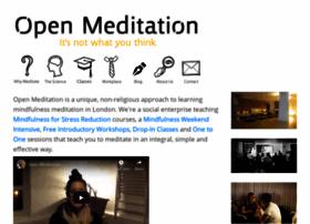 open-meditation.org