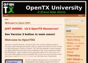 open-txu.org