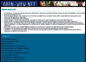 open-wow.net