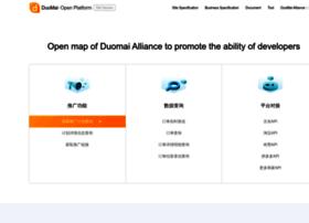 open.duomai.com