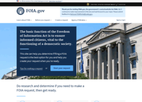 open.foia.gov