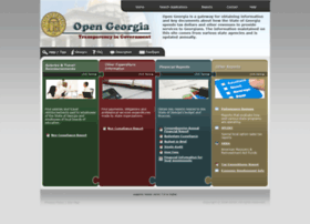 open.georgia.gov