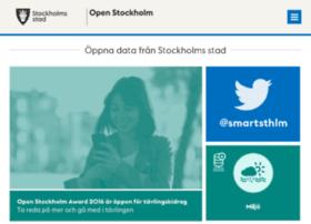 open.stockholm.se