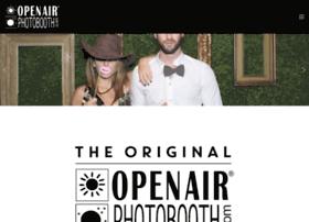 openairphotobooth.com