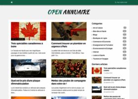 openannuaire.com