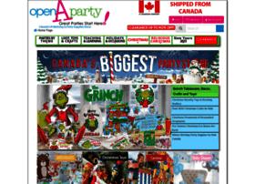 openaparty.com