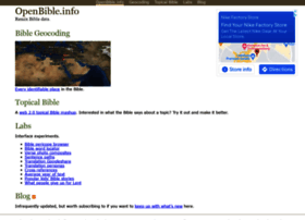 openbible.info