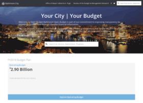 openbudget.baltimorecity.gov