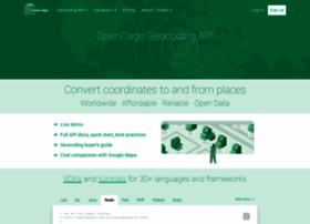 opencagedata.com