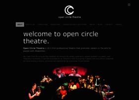 opencircletheatre.org