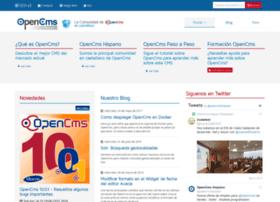 opencmshispano.com