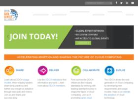 opendatacenteralliance.org