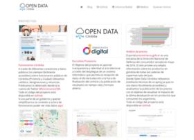 opendatacordoba.org