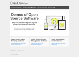 opendemo.org