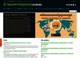 opendevelopmentcambodia.net