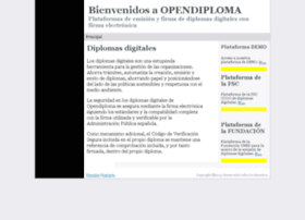 opendiploma.org