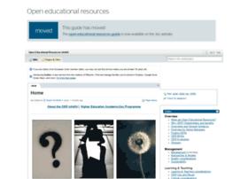 openeducationalresources.pbworks.com