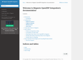 openerp-magento-connector.readthedocs.org