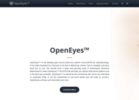openeyes.org.uk
