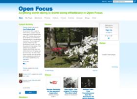 openfocus.ning.com