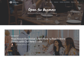 openforbusiness.opentable.com