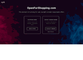 openforshopping.com