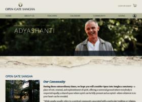 opengatesangha.org