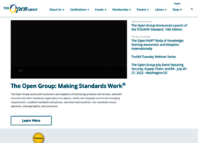 opengroup.org