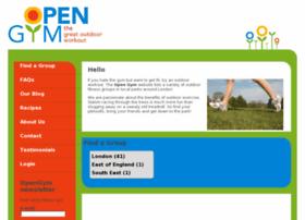 opengym.co.uk