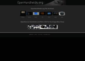 openhandhelds.org