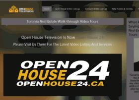 openhousetelevision.ca
