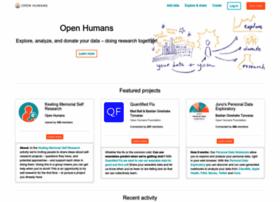 openhumans.org