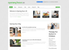opening-hours-uk.co.uk
