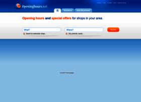 openinghours.net