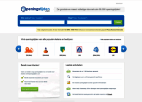 openingstijden.com