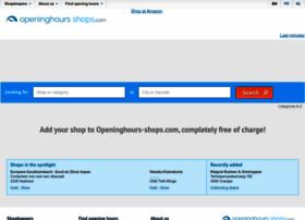 openingsuren.com