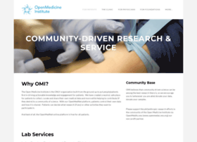 openmedicineinstitute.org