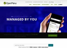 openmenu.com