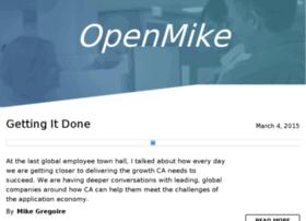 openmike.ca.com