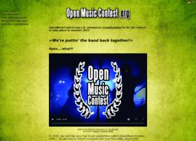 openmusiccontest.org