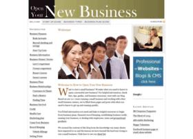 openmynewbusiness.com