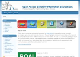openoasis.org