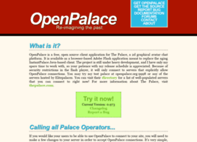 openpalace.net