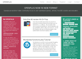 openplus.in