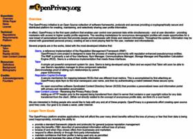 openprivacy.org