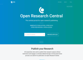 openresearchcentral.org