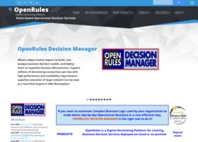 openrules.com