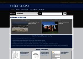 opensky.ucar.edu